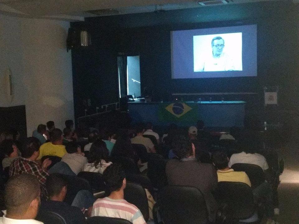 Filme sobre Olavo de Carvalho é exibido na Câmara de Salvador
