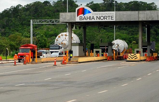 Bahia Norte divulga programação de obras em rodovias estaduais