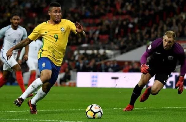 Brasil fica no 0 a 0 com a Inglaterra em teste de Tite contra seleção europeia