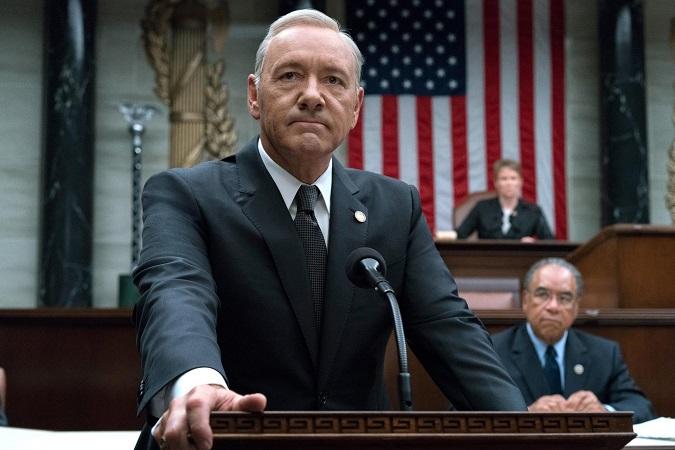 "Integrantes de ""House of Cards"" acusam Kevin Spacey de abuso sexual"
