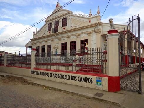 Em crise, prefeitura de São Gonçalo dos Campos demite 60 funcionários