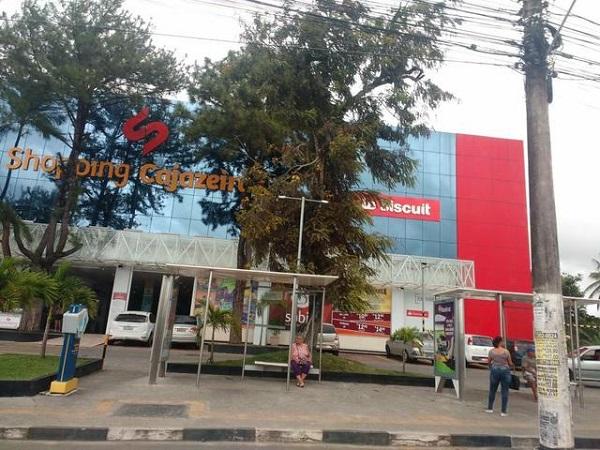Shopping Cajazeiras sofre arrombamento na madrugada desta terça-feira