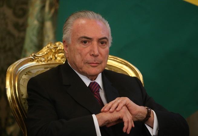 Michel Temer afasta os vice-presidentes da Caixa por 15 dias