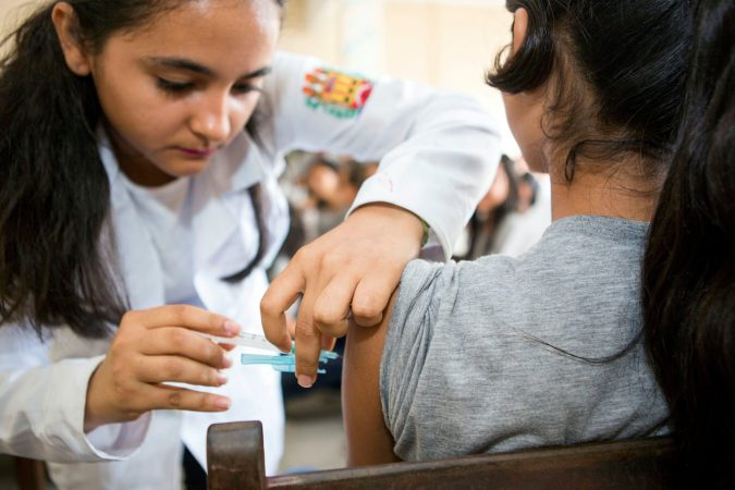 Pesquisa revela que  54,6% dos jovens brasileiros de 16 a 25 anos têm HPV