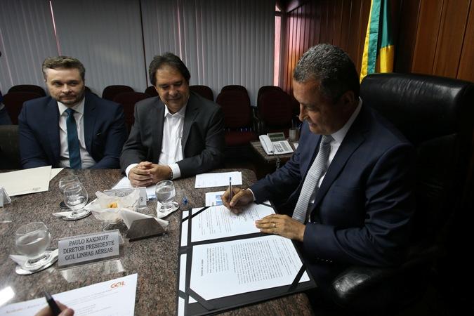 Acordo garante novo voo de Salvador para Argentina