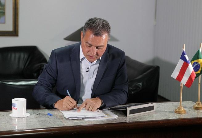 Rui Costa anuncia mais três novos secretários estaduais
