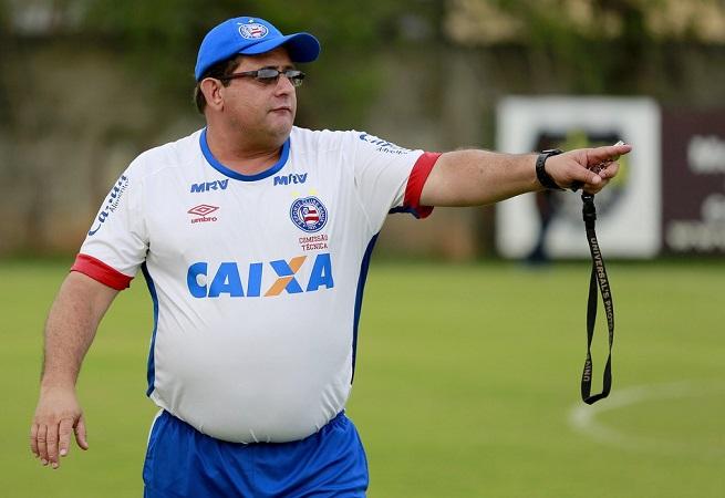 Guto Ferreira é novamente treinador do Bahia