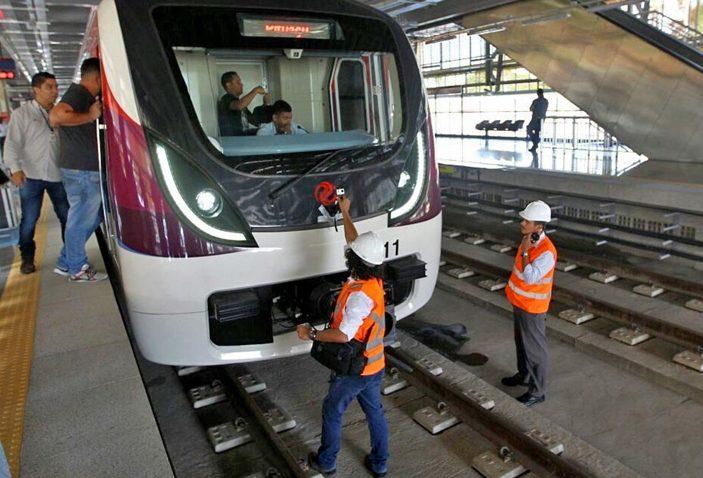 Linha 2 do Metrô irá passar por serviço de manutenção