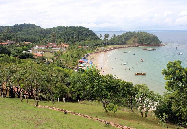 Ilha dos Frades deve receber 5 mil turistas por fim de semana neste Verão