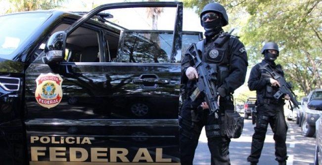 PF desarticula grupo que traficava armas em Salvador, Lauro, Camaçari e Jacobina