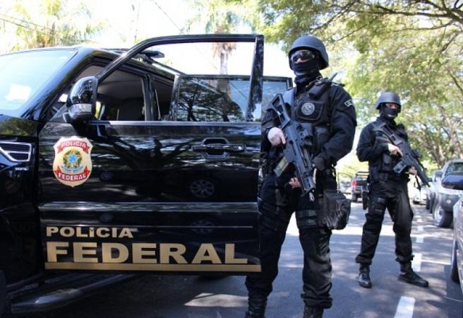 Operação da PF combate lavagem de dinheiro do tráfico em 6 estados e no DF