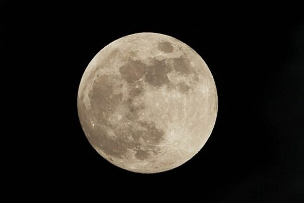 "Nasa confirma ""superlua"" neste domingo à noite"