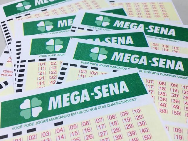 Mega-Sena pode pagar R$ 60 milhões nesta quarta