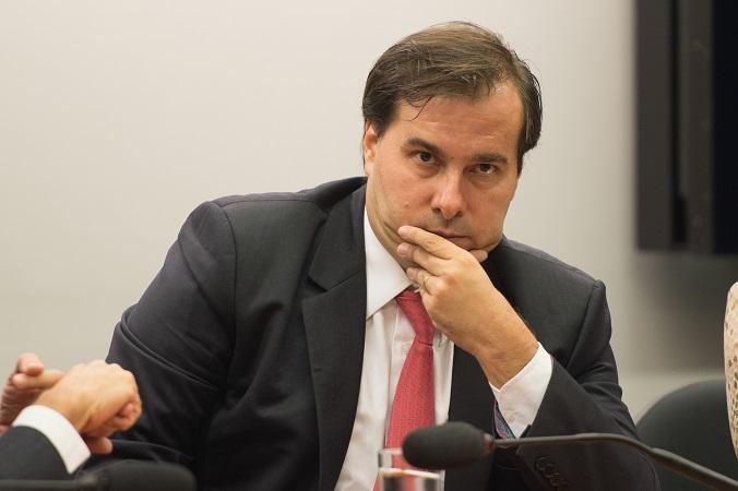 """Rodrigo Maia: """"Ciro não é a maior probabilidade do DEM"""""""