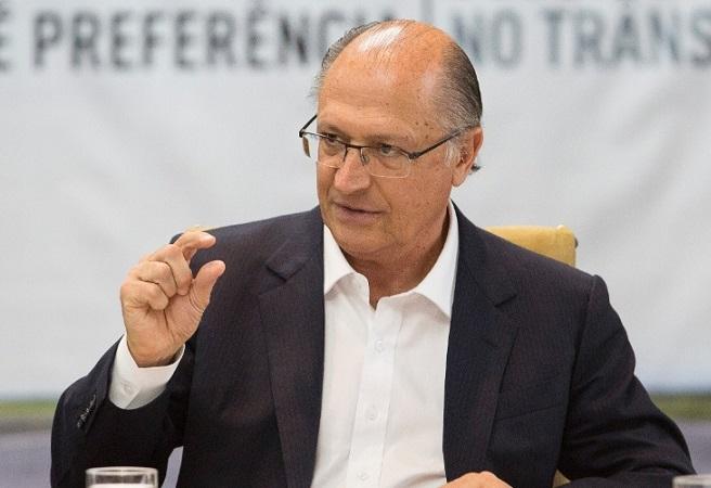 Alckmin divulga resumo do seu programa de governo