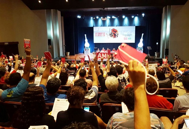 Salvador recebe congresso de professores de todas as universidades públicas do País