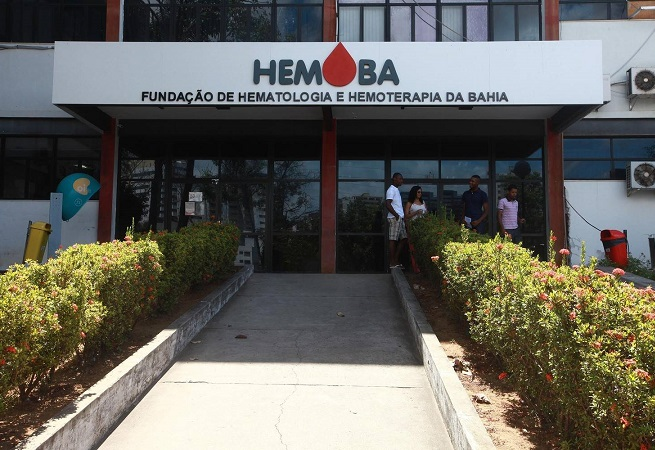 Hemoba inicia campanha de doação de sangue nesta terça