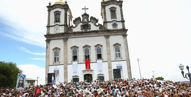 Saltur inscreve entidades para desfile na Lavagem do Bonfim