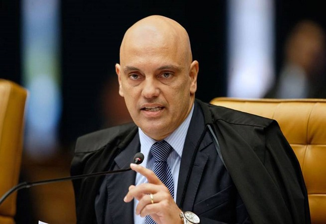 Moraes defende prisão para hacker que invadiu celulares de membros da Lava Jato