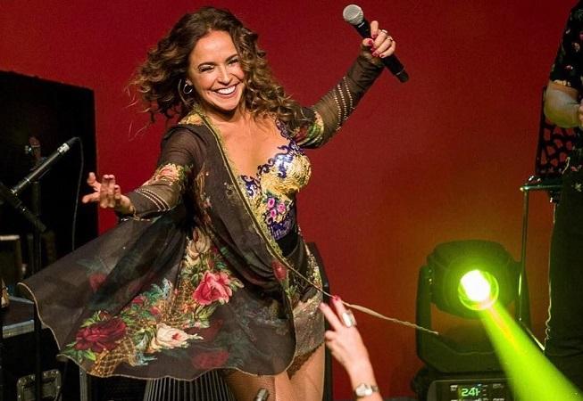 Daniela Mercury comanda o último dia do Festival Virada Salvador