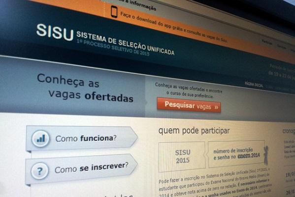 Sisu oferece 11,8 mil vagas na Bahia; inscrições começam nesta terça