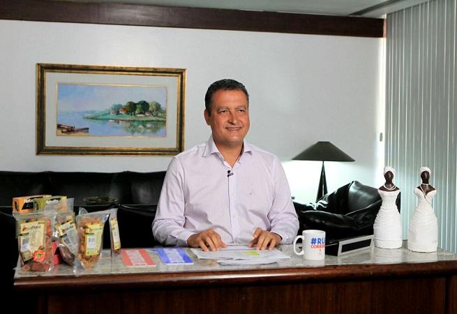 Governador anuncia pagamento da GAJ e GAPJ para a Polícia Civil