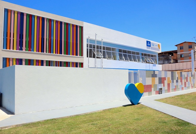 Prefeitura de Salvador vai entregar novo Cmei no Lobato nesta quinta