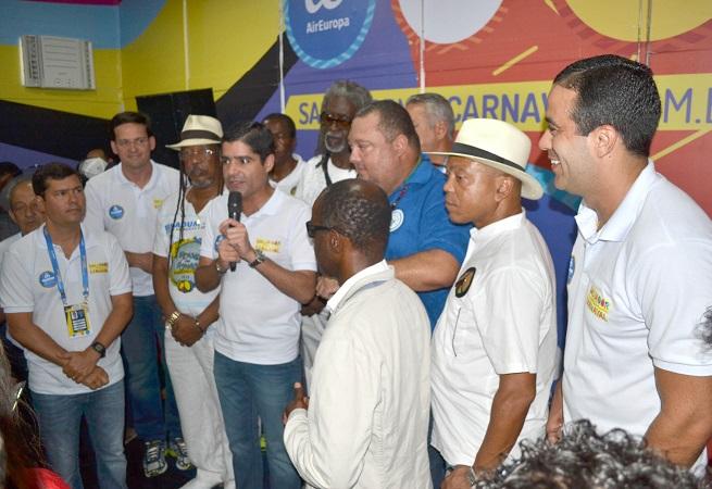 Prefeitura garante apoio a 39 entidades afro no Carnaval de Salvador