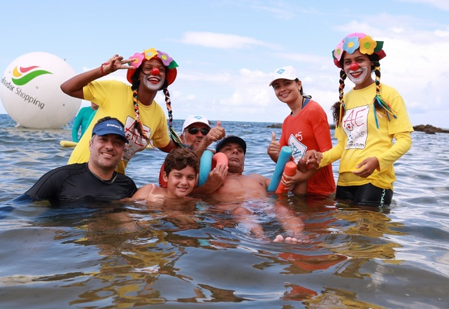 Programa ParaPraia volta à Praia de Ondina neste final de semana