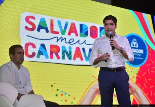 Prefeitura garante 162 atrações sem cordas no Carnaval de Salvador