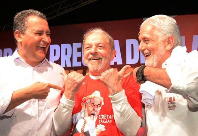 Lula diz para Wagner não recuar, mas PT já busca outras opções