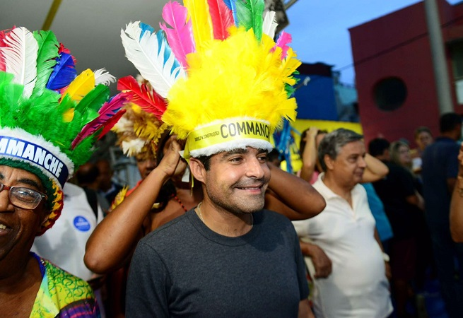 No Fuzuê, ACM Neto destaca capacidade de reinvenção do Carnaval de Salvador