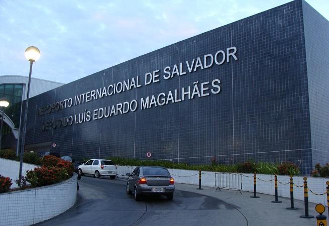Metrô deve chegar até o Aeroporto de Salvador em março