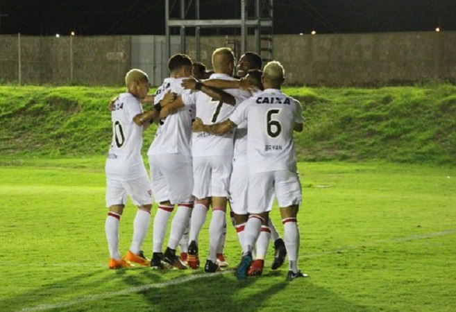 Vitória bate o Globo-RN por 2 a 0 e avança na Copa do Brasil; veja os gols
