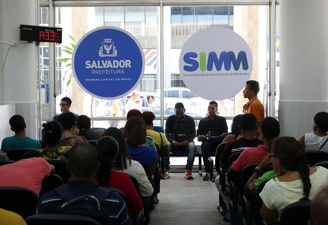 SIMM vai oferecer 250 vagas de emprego na segunda-feira