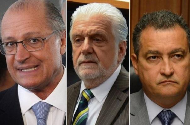 Investigações contra Alckmin, Wagner e Rui chegam ao STJ
