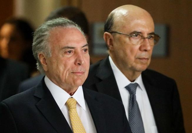 Meirelles admite disputar Presidência da República contra Temer