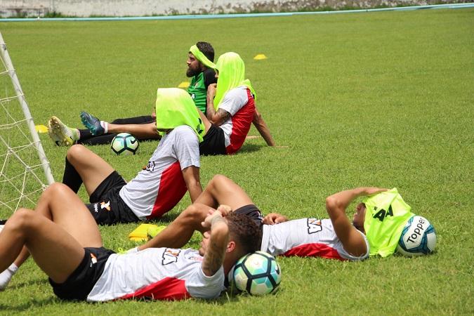 Vitória enfrenta o ABC-RN neste sábado pela Copa do Nordeste