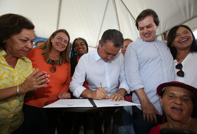 Salvador: Governador autoriza construções de UBS no Imbuí e CAPS no Jardim Armação