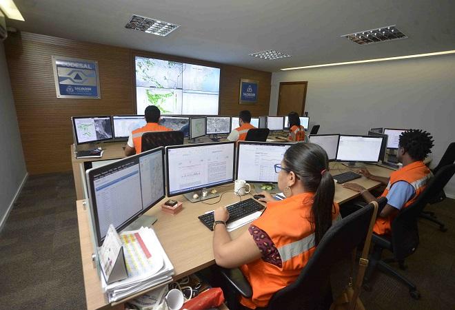 Codesal monitora seis áreas com maior risco de acidentes em caso de chuvas