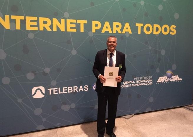 Programa federal levará internet gratuita a 40 localidades de Alagoinhas