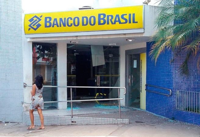 Bahia teve 108 ataques a bancos em 2017, diz SSP