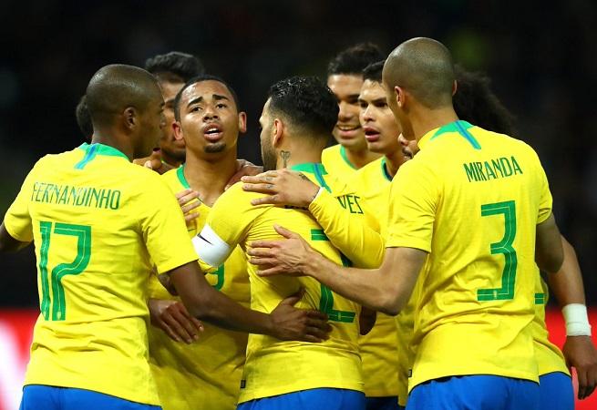 Brasil joga bem e vence amistoso com a Alemanha por 1 a 0; veja o gol