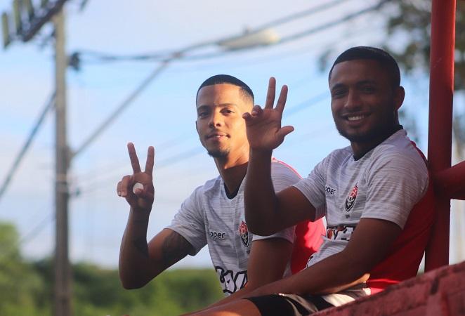 Vitória estreia contra o Inter-RS nesta quinta pela Copa do Brasil Sub-20