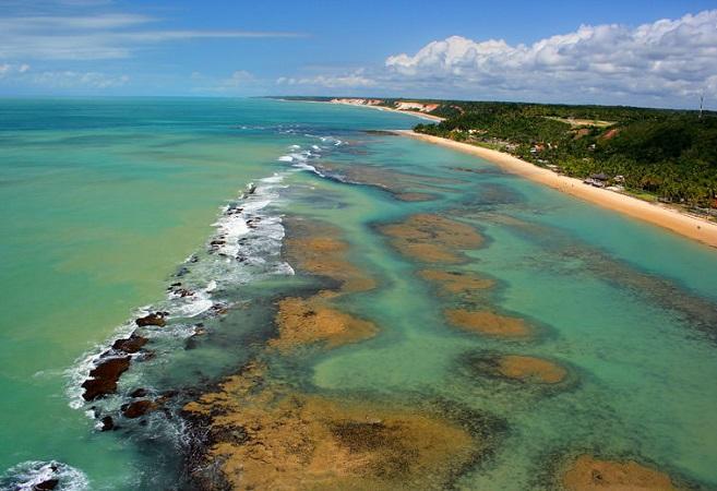 Duas praias baianas estão entre as 25 melhores do Brasil