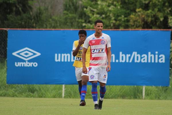 Bahia estreia nesta quarta contra o Atlético-PR pela Copa do Brasil Sub-20