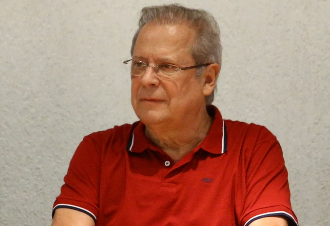 Justiça autoriza transferência de Zé Dirceu para a Papuda