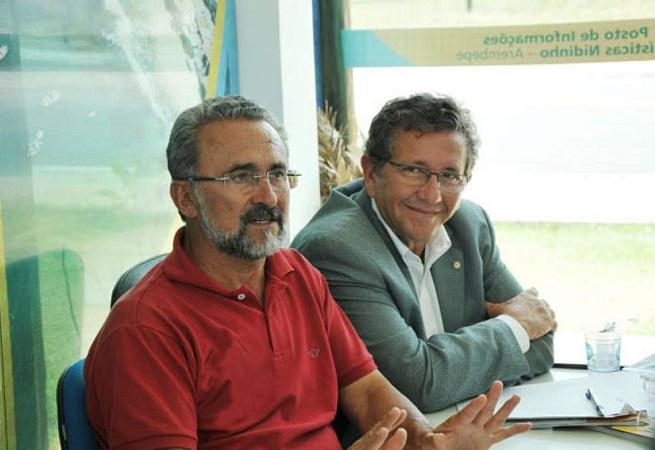 """MPF diz que Caetano e Ademar agiram """"de má-fé"""" nas obras do Rio Camaçari"""