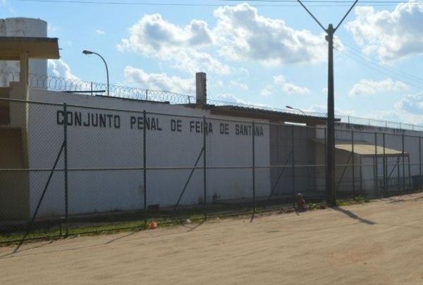 Conjunto Penal de Feira tem duas fugas após suspensão de interdição