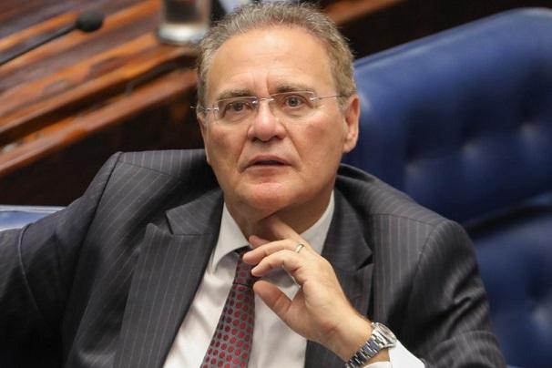 STF torna Renan Calheiros réu por corrupção e lavagem de dinheiro